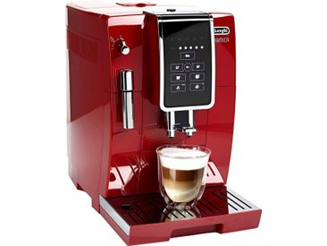 De'Longhi Kaffeevollautomat Dinamica ECAM 358.15.R, Sensor-BedienfeldKaffeevollautomat, De'Longhi