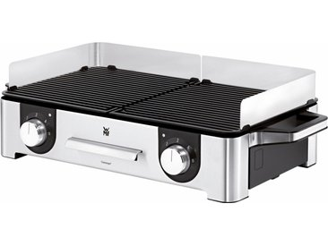 WMF Standgrill, silber, Material Aluminium, mit LED-Beleuchtung