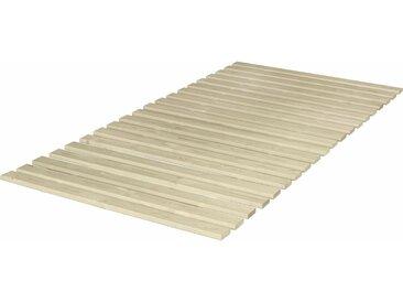 Breckle Rolllattenrost »Fichte«, 1x 140x200 cm, bis 100 kg, FSC®-zertifiziert, Material Fichtenholz / Holz