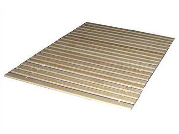 Breckle Rollrost, 1x 80x200 cm, bis 120 kg, braun, Material Fichte