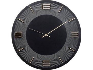 KARE Wand-Uhr »Leonardo« (rund, Ø 48,5 cm)