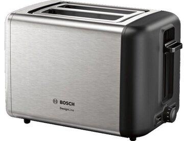 BOSCH Toaster, silber