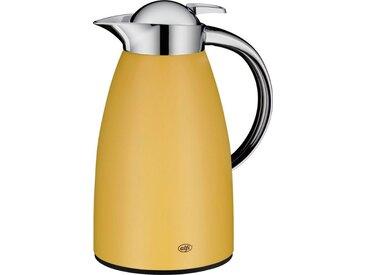 Isolierkanne, gelb, Material BPA »Signo«, Alfi