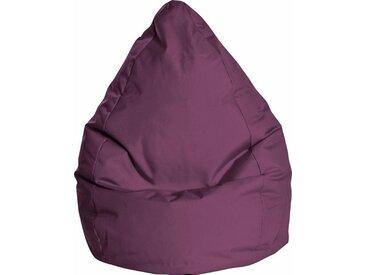 Sitz-Sack  »BRAVA XXL«, lila, Material Polystyrol / Polyester, Sitting Point