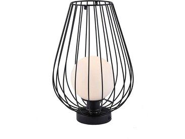 Nino Lampen Außen-Tischleuchte , schwarz »Vega«, Nino Leuchten, Unifarben