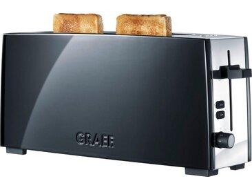 Toaster, schwarz, Graef