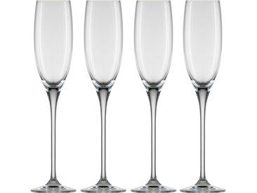 Eisch Sektglas »Superior SensisPlus« (4-tlg), bleifreies Kristallglas, 180 ml
