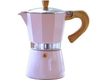 Espresso-Kocher Venezia, rosa, Material Aluminium / Edelstahl, gnali & zani