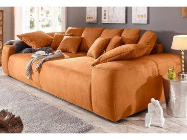 Home affaire  Big-Sofa, gelb