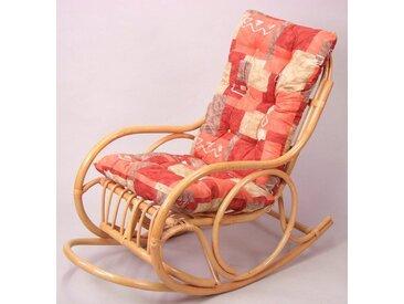Home affaire  Schaukel-Stuhl inklusive Auflage, beige, 48 cm
