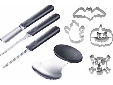 Ausstechform, silber »Kürbis-Set«, WESTMARK, spülmaschinengeeignet