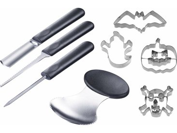 WESTMARK Ausstechform , silber, Spülmaschinengeeignet, »Kürbis-Set«, , , spülmaschinengeeignet