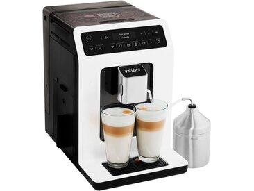 Kaffeevollautomat, 24x36.3x37.2 cm (BxHxT), Krups, Material Edelstahl