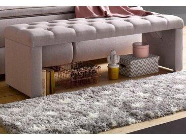 Bettbank, beige, ATLANTIC home collection