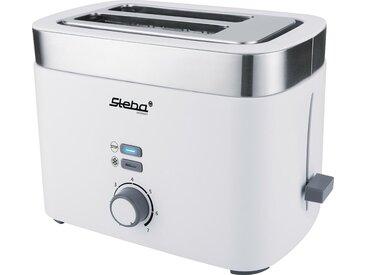 Toaster, weiß, Steba