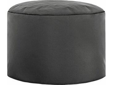 Sitz-Sack  »DotCom SCUBA«, B/T/H: 50x50x30 cm, grau, Material Polystyrol / Polyester, Sitting Point