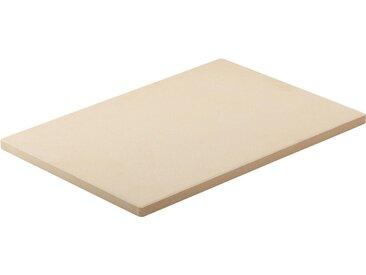 ROESLE Pizzastein, 42 x 30 x 1,5 cm, beige