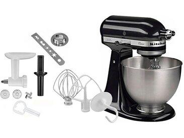 Küchenmaschine, schwarz, KitchenAid