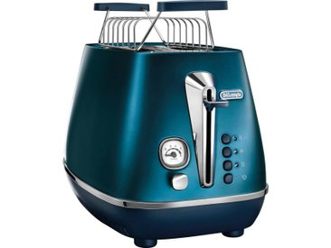 Toaster, blau, De'Longhi