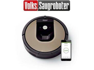 Saugroboter, beige, iRobot