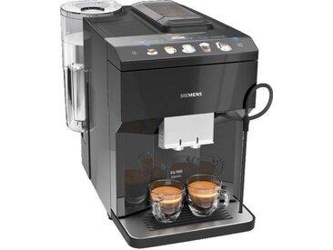 SIEMENS Kaffeevollautomat EQ.500 classic TP503D09, automatisches Reinigungssystem, zwei Tassen gleichzeitig, flexible Milchlösung, inkl. BRITA Wasserfilter