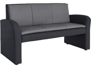 exxpo - sofa fashion Polsterbank, FSC®-zertifiziert, schwarz
