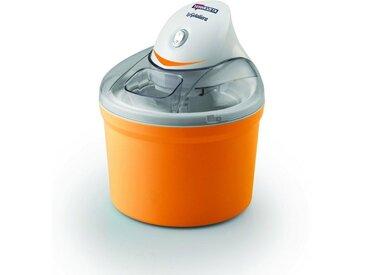Akku-Eismaschine La Gelatiera, orange, Spülmaschinengeeignet, , , Termozeta