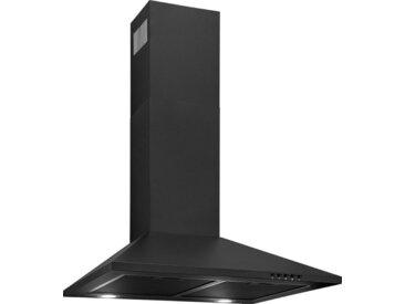 Wandhaube, 59.5x85x48 cm (BxHxT), Energieeffizienzklasse B, exquisit, Material Aluminium