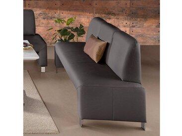"Polsterbank, braun, dunkelbraun, zeitloses Design"", , , FSC®-zertifiziert, exxpo - sofa fashion"