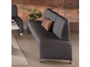 Polsterbank, 182x91x67 cm (BxHxT), FSC®-zertifiziert, exxpo - sofa fashion, braun, Material Holzwerkstoff