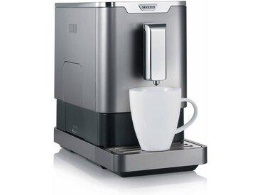 Kaffeevollautomat, 18x31.5x39.5 cm (BxHxT), Severin, Material Edelstahl