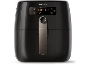 Philips Heißluftfritteuse HD9741/10 Airfryer Avance Collection, schwarz