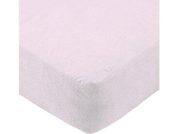 Matratzenschoner »Frottee Spannlaken wasserdicht«, rosa, SETEX