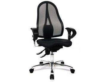 Drehstuhl »Sitness 15 ST19U«, schwarz, TOPSTAR, mit Armlehnenverstellung