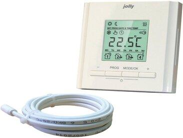 bella jolly Raumthermostat »Elektroheat comfort«, elektronisch, (2-St), für Fußbodenheizungen