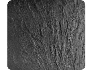Herd-Abdeckplatte »Schiefer«, schwarz, WENKO