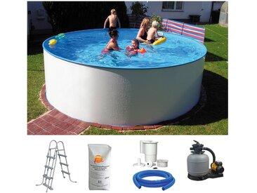 Clear Pool Rundpool »Rio« (Set)