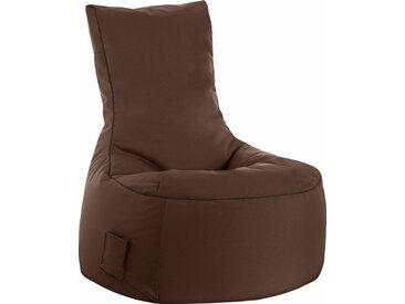 Sitz-Sack  »Swing SCUBA«, braun, Material Polystyrol / Polyester, Sitting Point
