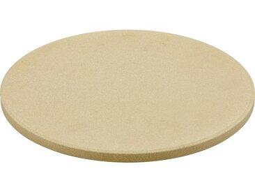 ROESLE Pizzastein, Ø 30 x 1,5 cm, beige »Vario«