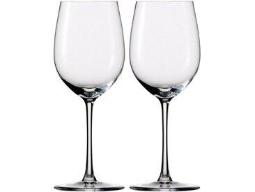 Eisch Weinglas »Jeunesse« (2-tlg), (Chardonnaygläser) bleifreies Kristallglas, 290 ml