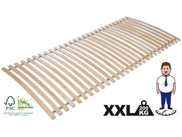 Rollrost, 1x 140x200 cm, bis 200 kg »Basic Comfort«, Jekatex