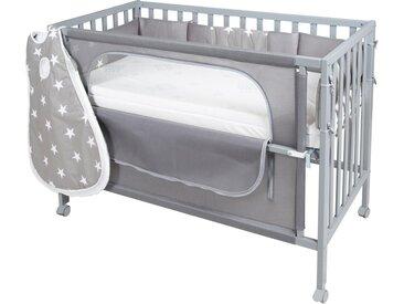 Babybett »Room Bed, safe asleep®, Little Stars«, roba®»Room Bed, safe asleep®, Little Stars«