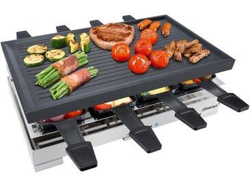 Steba Raclette-Grill RC 68, 8 Raclettepfännchen, 1200 W