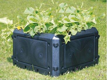Komposter »Bio Quick Aufbauset«, 75x45x75 cm (BxHxT), KHW, Material Kunststoff