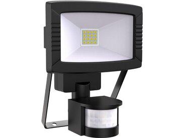 LED Außen-Wandleuchte, schwarz, B.K.Licht