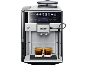 SIEMENS SIEMENS Kaffeevollautomat EQ.6 plus s700 TE657503DE, beleuchtetes TassenpodestKaffeevollautomat