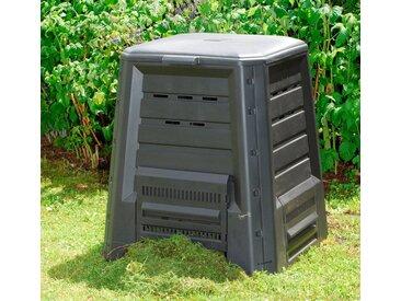 Komposter, 75x87x75 cm (BxHxT), KHW, Material Kunststoff