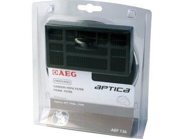 HEPA-Filter AEF 136, schwarz, AEG
