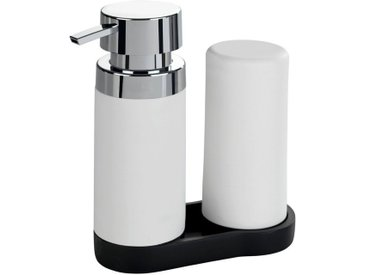 Seifenspender, weiß, Material Kunststoff »Easy Squeez-e«, WENKO