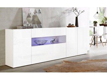 Tecnos Sideboard, weiß